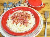 creer hagan rapidos estos espaguetis beicon salsa queso