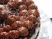 Tarta chocolate mousse frambuesa