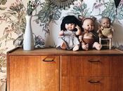 muebles salón modernos vintage PARA habitación niños.