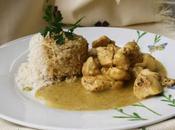 Curry fácil pechugas pollo