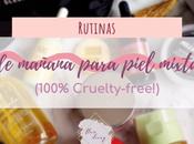 Rutina Mañana para Piel Mixta Grasa (100% Cruelty-free!)