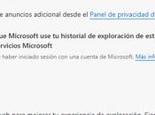 Cómo desactivar sugerencias Microsoft Edge para mejorar privacidad