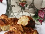 Croissants rellenos almendra