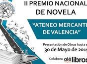 """Premio Nacional Novela """"Ateneo Mercantil Valencia"""""""