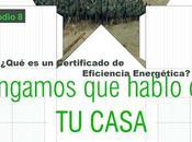 Pongamos hablo de... CASA. ¿Qué Certificado Energético? Episodio #podcast
