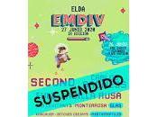 EMDIV 2020, suspendido