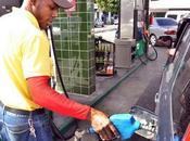 Alzas precios combustibles, mayo