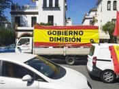 dimisión Pedro Sánchez, desacreditado contestado mitad españoles, necesidad