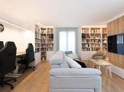 Eliminar habitaciones pasillos esta reforma Barcelona para tener espacio