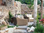 Como decorar jardin rustico ideas diseño