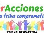 Cadena Acciones: ¡difunde, inspírate participa!