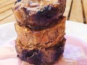 Muffins plátano sólo ingredientes