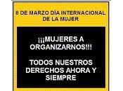 """Comunicado Prensa """"Conmemoran cien años Internacional Mujer acto solidario"""""""