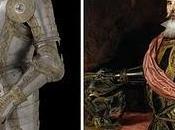 """Exposición arte poder. Real Armería retrato corte"""", Museo Prado."""