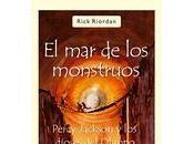 MONSTRUOS Rick Riordan