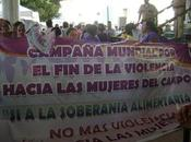 Mujeres Campesina Honduras Lanzan Campaña Soberanía Alimentaria Violencia contra mujeres Campo