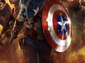 Capitán América: nuevo poster tráiler..
