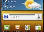 Samsung Galaxy NVidia Tegra
