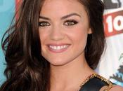 Lucy Hale: maquillaje
