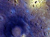 Messenger descubre enigmáticos pozos planeta Mercurio