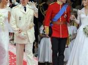 Elige novia favorita: Charlene Wittstock Catherine Middleton