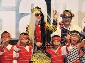 LGTB bienvenida Lady Gaga Taiwán
