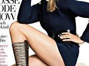 Natalia Vodianova, portada Vogue julio. Edición alemana. ¡¡Divina!!