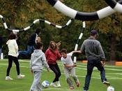 campo fútbol ondulado
