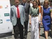 "Dña. Letizia eligió pantalones palazzo para inaugurar ""Europe Enterprise Challenge"" Madrid"