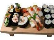Sushi para perder peso