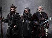 Primer vistazo enanos Hobbit