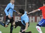 Chile superior Uruguay pero sólo pudo empatar