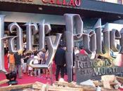 Eventos presentación 'Harry Potter reliquias muerte, parte