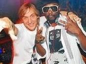 David Guetta. Telonero Black Eyed Peas