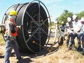 Puno: hasta fecha culmina trabajos instalación tendido fibra óptica jurisdicción
