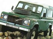 Land Rover Station Wagon 1986