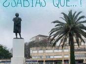 Santander: estatua Colón