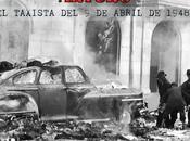 Arturo, taxista abril 1948