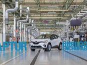 Renault empieza fabricar primer híbrido enchufable valladolid