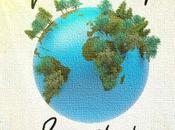 Escritorio verano 2020. vuelta mundo planeta sostenible