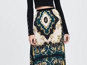 Faldas Zara Primavera 2019