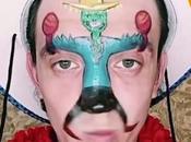 """#Entretenimiento: tiktoker ruso deja seguidores boquiabiertos estos """"bailes faciales"""" (VIDEO)"""