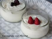Mousse yogur