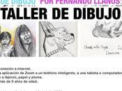 Centro Cultural Pedro López Elías brinda taller virtual dibujo Fernando Llanos