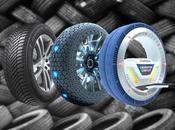 metal, aire esféricos: diez neumáticos prometen solucionar pinchazos vehículos futuro