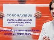 COVID TRAS CRISTAL. Audiocuento para serenidad niños adultos tiempos pandemia.