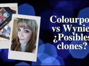 COLOURPOP WYNIE: Ponemos prueba sombras ¿serán posibles clones?