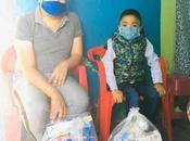 Piden apoyo para Alexander padece insuficiencia renal crónica