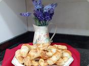 Mini croissants mantequilla