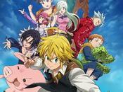 Nanatsu Taizai: Kamigami Gekirin estrenará Netflix agosto